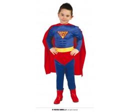Costume Super Hero - Super Man