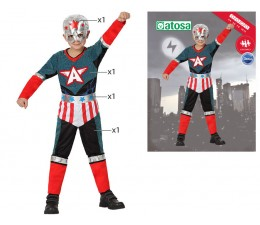 Costume Capitan America
