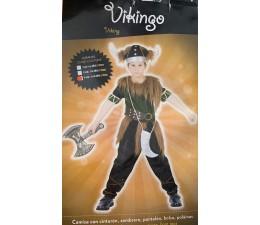 Costume Vikingo Bimbo