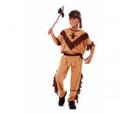 Costume Indio Indiano Boy...
