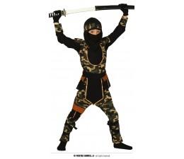 Costume Commando Ninja...