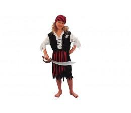 Costume Gran Pirata Chica