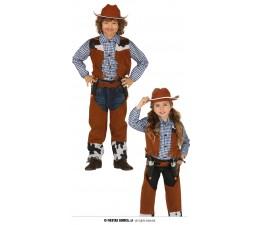 Costume Cow Boy e Cow Girl...