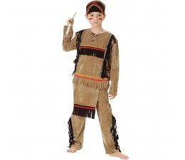 Costume Indiano Bimbo