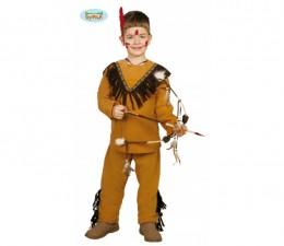 Costume Indian Indiano Bimbo