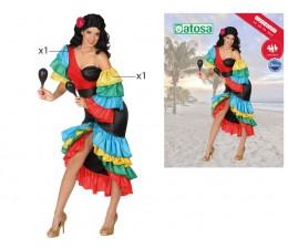 Costume Brasiliana Donna