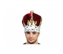 Cappello Re  30 cm circa