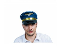 Cappello Avviatore Blu e...