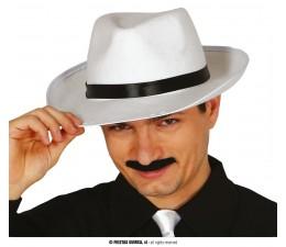 Cappello da Gangster Bianco...