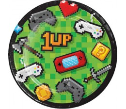 Piatto Piccolo Gaming Party...
