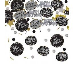 """Confetti Decorativi """"Happy..."""