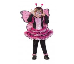 Costume Lady Butterfly Deluxe