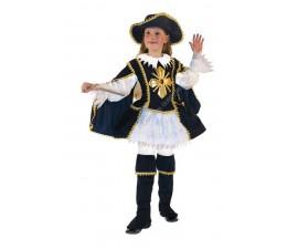 Costume Moschettiera Deluxe